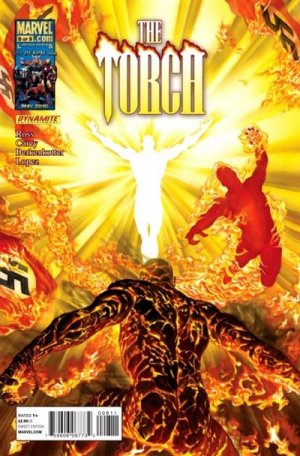 The Torch # 8 Issues