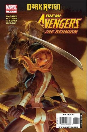 New Avengers - The Reunion # 1 Issues