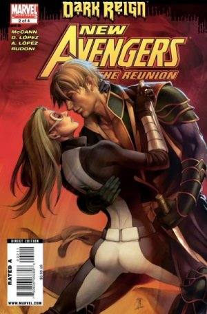 New Avengers - The Reunion # 2 Issues