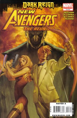 New Avengers - The Reunion # 3 Issues