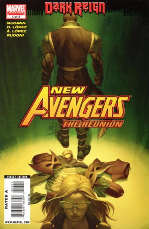 New Avengers - The Reunion # 4 Issues