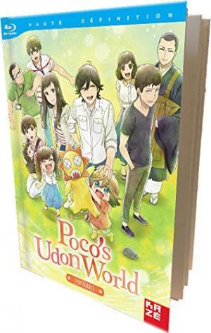Poco's Udon World édition Blu-ray
