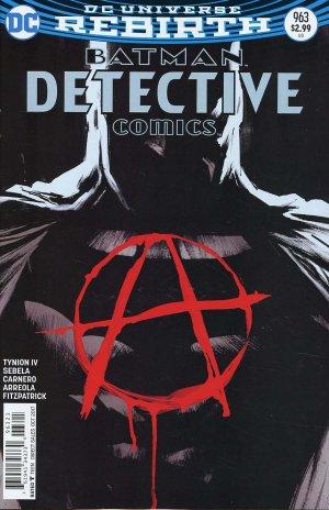 Batman - Detective Comics 963 - Utopia (Albuquerque Variant)