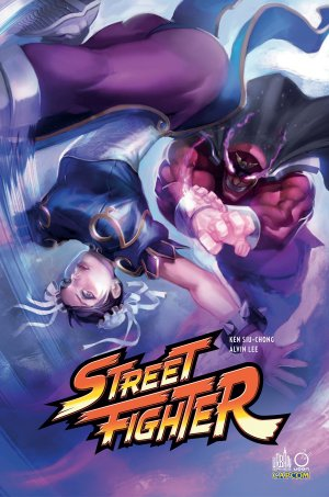Street Fighter 2 TPB hardcover (cartonnée)