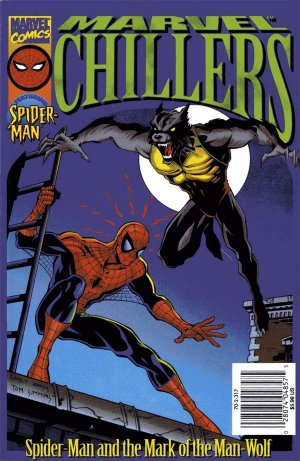 Marvel Chillers - Spider-Man and The Mark of the Man-Wolf édition Issues (1996)