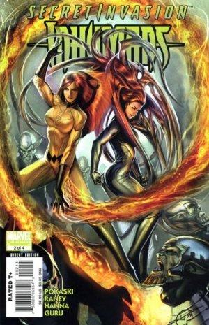 Secret Invasion - Inhumans # 2 Issues