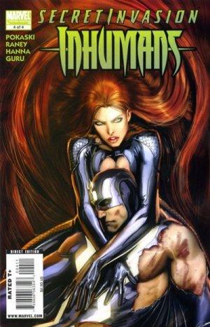Secret Invasion - Inhumans # 4 Issues