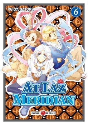 couverture, jaquette At Laz Meridian 6  (Doki-Doki)