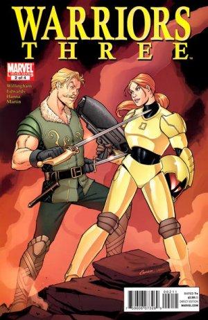 Warriors Three # 2 Issues