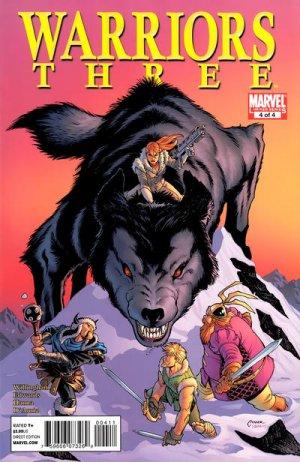 Warriors Three # 4 Issues