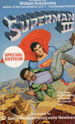 Superman III édition Simple