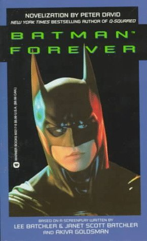 Batman Forever (Roman) édition Simple