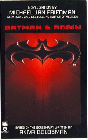 Batman & Robin (Roman) édition Simple