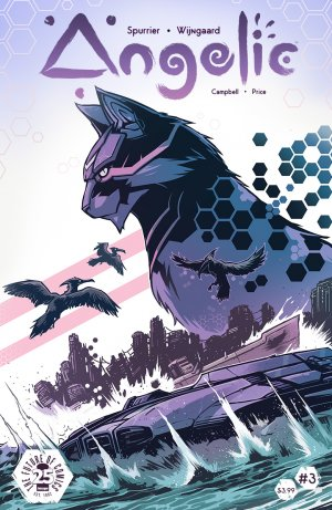 Angelic # 3 Issues (2017 - Ongoing)