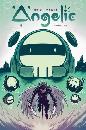 Angelic # 4 Issues (2017 - Ongoing)