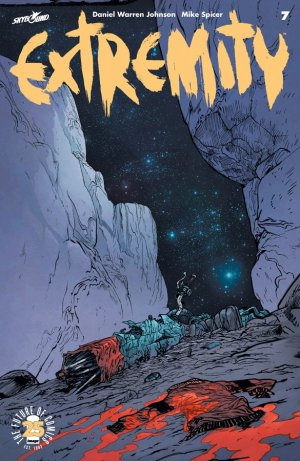 Extremity # 7 Issues (2017 - 2018)