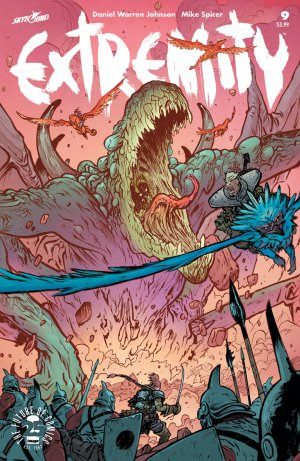 Extremity # 9 Issues (2017 - 2018)