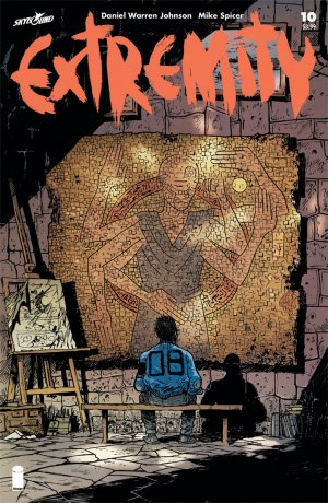 Extremity # 10 Issues (2017 - 2018)
