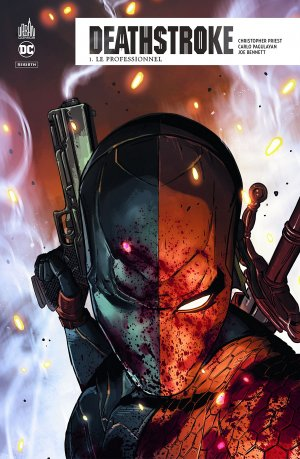 Deathstroke Rebirth # 1