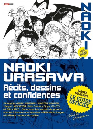 Urasawa -  le Guide Officiel  Simple