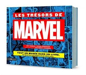 Les Trésors de Marvel édition TPB hardcover (cartonnée)