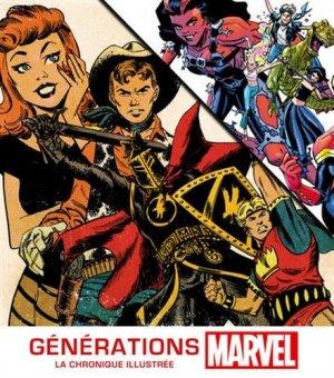 Générations Marvel édition TPB hardcover (cartonnée)