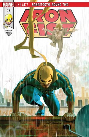 Iron Fist # 75 Issues V5 (2017 - 2018)