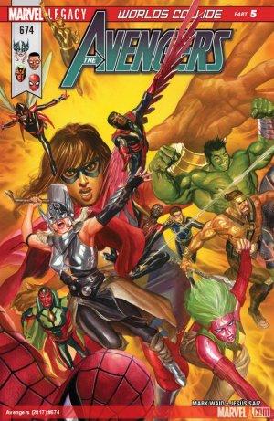 Avengers 674