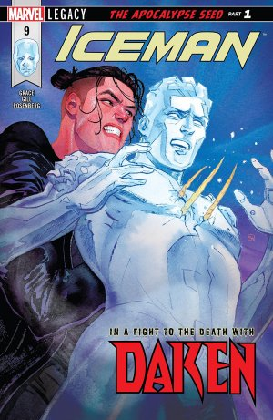 Marvel Heroes # 9 Issues V3 (2017 - 2018)