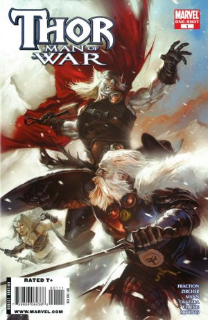 Thor - Man of War édition Issue (2009)