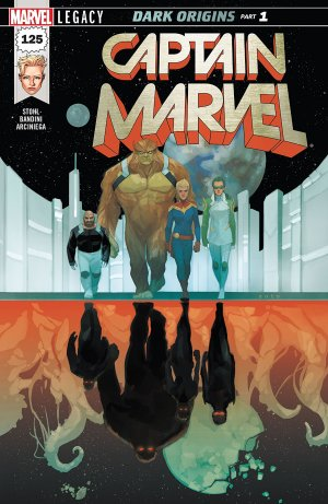 Captain Marvel édition Issues V11 (2017 - 2018)