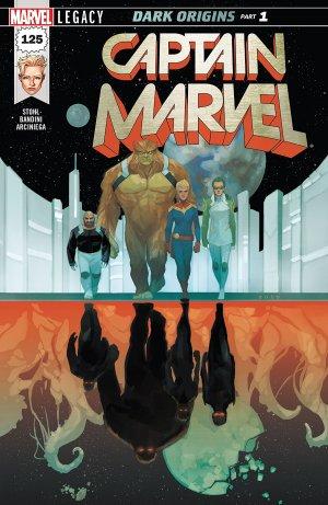 Captain Marvel # 125 Issues V11 (2017 - 2018)