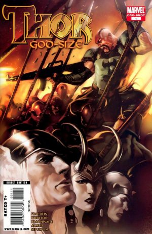 Thor God-Size Special édition Issue (2009)