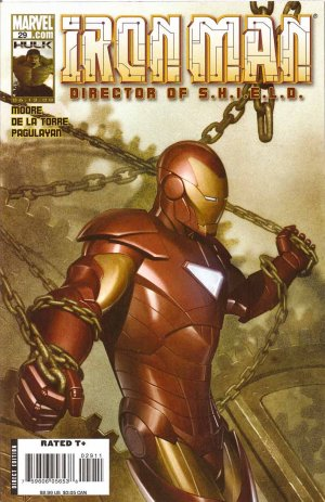 Iron Man - Director of S.H.I.E.L.D. édition Issues (2008 - 2009)