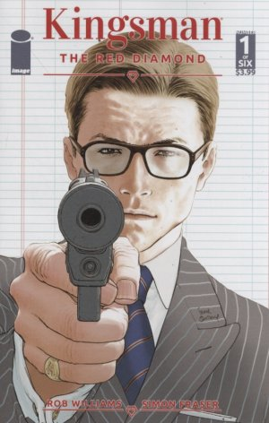 Kingsman - The Red Diamond # 1 Issues (2017 - 2018)