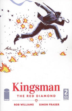 Kingsman - The Red Diamond # 2 Issues (2017 - 2018)