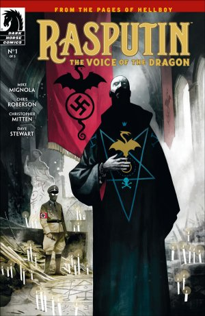 Rasputin - The Voice of the Dragon édition Issues (2017 - 2018)