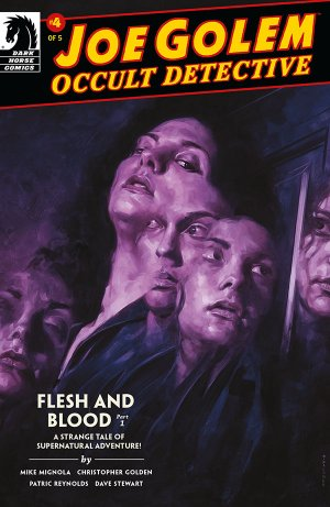 Joe Golem: Occult Detective - Flesh and Blood édition Issues (2017 - 2018)