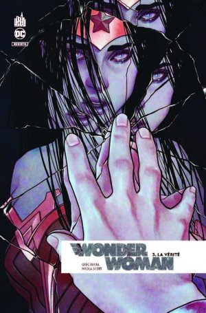 Wonder Woman Rebirth # 3
