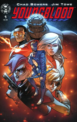 Youngblood édition Issues V6 (2017 - Ongoing)