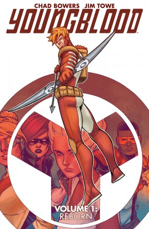 Youngblood édition TPB softcover (souple) - Issues V6