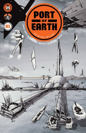 Port Of Earth édition Issues (2017 - Ongoing)