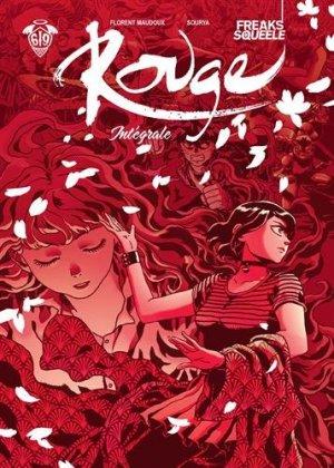 Freaks' Squeele Rouge édition Intégrale 2017