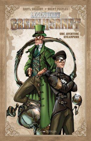 Legenderry - Green Hornet édition TPB Hardcover (cartonnée)