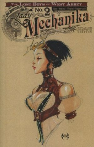 Lady Mechanika - The Lost Boys of West Abbey édition Issues