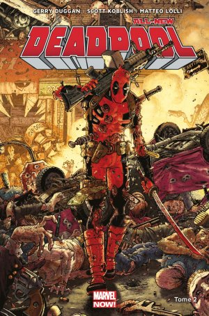 All-New Deadpool # 2