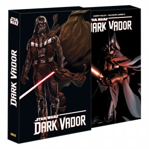 Star Wars - Darth Vader # 1 TPB hardcover (cartonnée) - Absolute - Issues V1