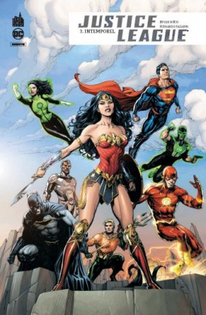 Justice League Rebirth T.3