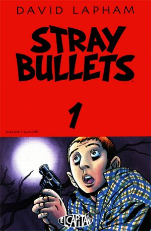 Stray Bullets édition Issues (1995 - 2014)