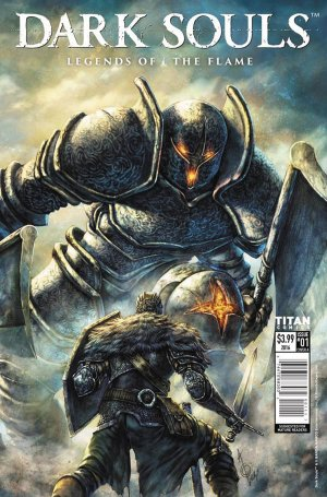 Dark Souls - Legends of the Flame édition Issues (2016)